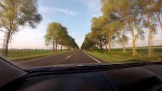 Moscow-Chisinau-Kiev-Moscow Trip