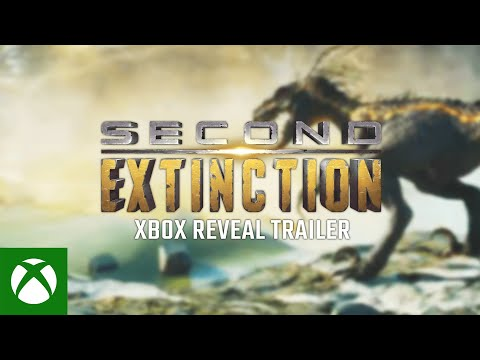 Second Extinction - Reveal Trailer