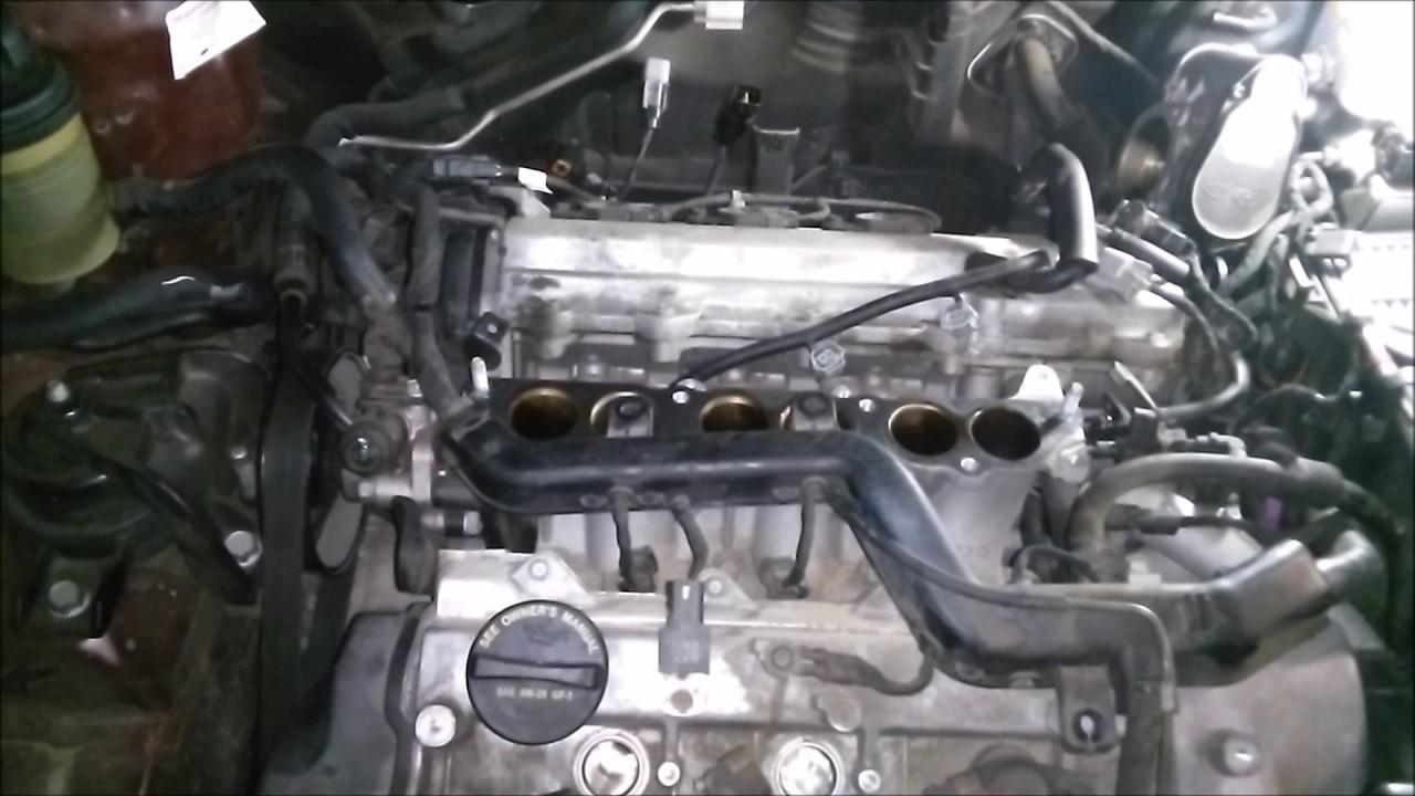2016 Hyundai Santa Fe >> 2008 HYUNDAI SANTA FE PARTE 2 CAMBIO DE BUJIAS - YouTube