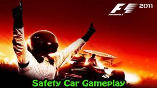 F1 2011 PC - Safety Car Gameplay (Monaco)