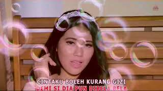 Via Vallen  Cinta Kurang Gizi Official Music Video