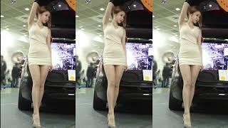 Girl Xinh Khoe Dáng Bên Xe Sang Cực Hot - Nhạc Remix chất
