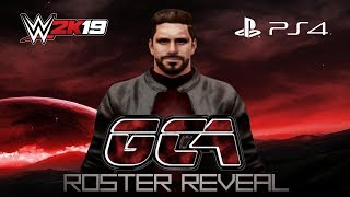 GCA: WWE 2K19 Roster Reveal!... Along with some other new features! - February 21, 2019