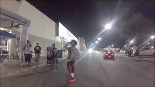 Grand Theft Auto midnight release odessa texas