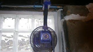 Basement Ventilation Cheap and Quick