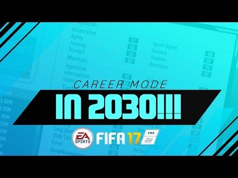 FIFA 17 CAREER MODE IN 2030! | SHOCK EUROPEAN WINNERS! + DANIEL AGGER'S SON?