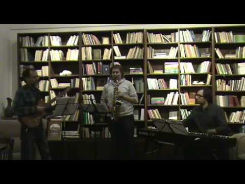 Somewhere over the rainbow - SUPRIM trio - Kosice