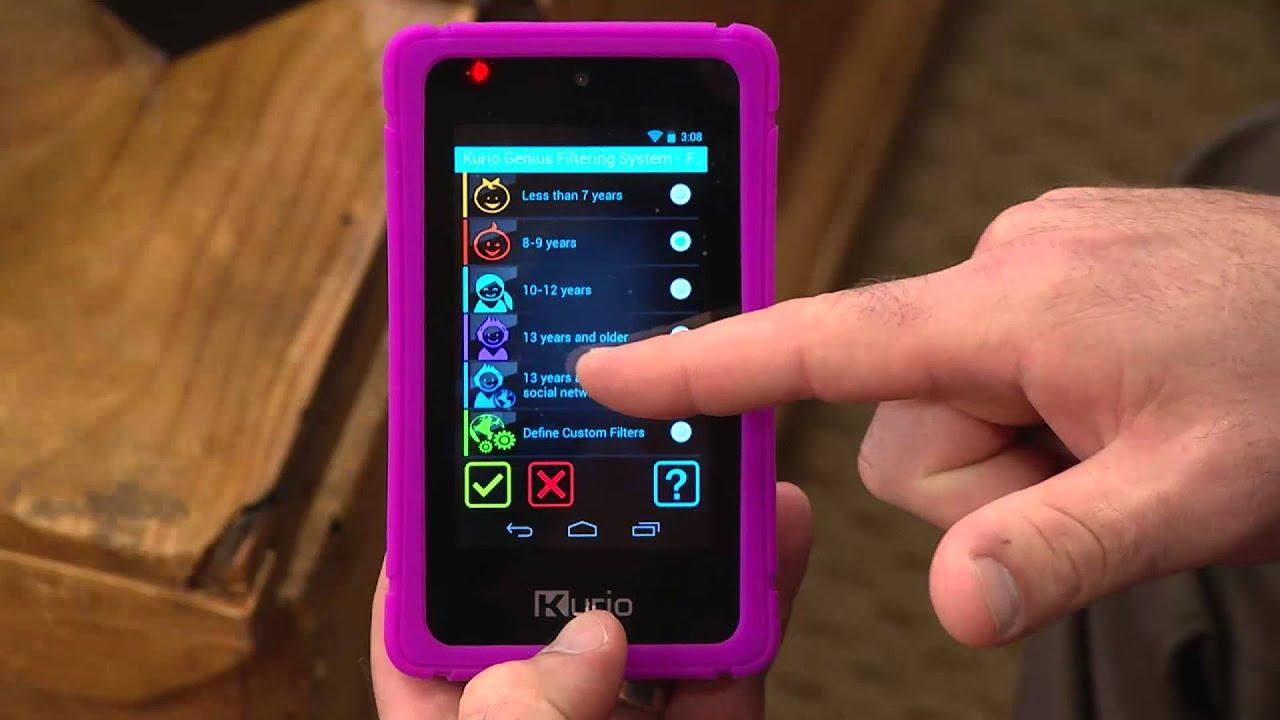 Ships 10 24 14 Kurio Touch 4s 4 Quot 8gb Wifi Kids Tablet W