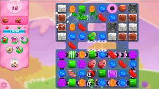 Candy Crush Saga Level 1244 - No Boosters