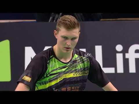 Danisa Denmark Open 2017 | Badminton QF M4-MS| Kidambi Srikanth vs Viktor Axelsen