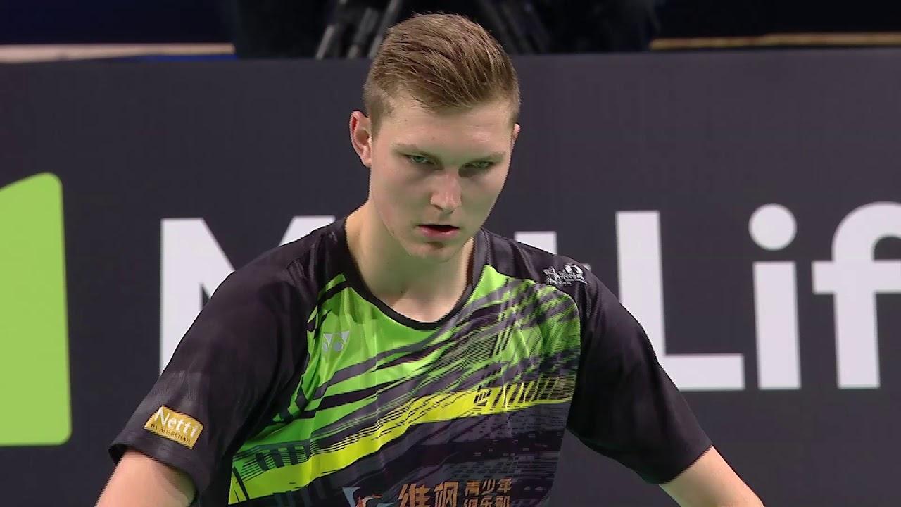 Danisa Denmark Open 2017 Badminton QF M4 MS