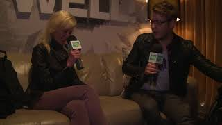 Anderson East interviewed by Sheila Hamilton in the Wellness Zone