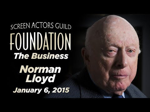 Norman Lloyd on The Business