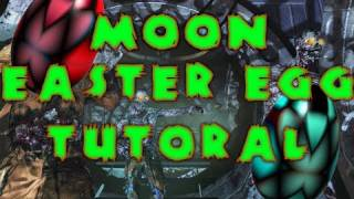 Moon Easter Egg Full Tutorial: The Big Bang Theory And Cryogenic Slumber Party Achievements
