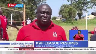Prisons Kenya beat Prisons Mombasa 3-0 as Kenya volleyball league resumes