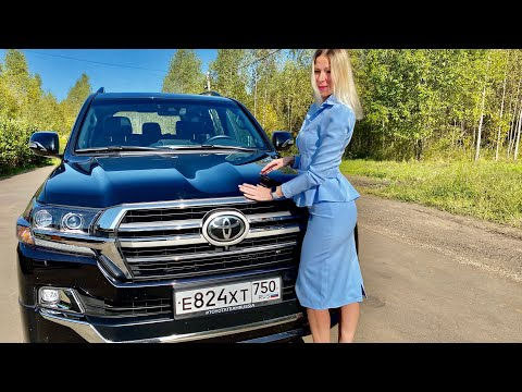 Обновление Toyota Land Cruiser. В чем Крузак изменился?