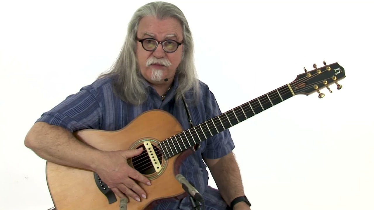 🎸 Fingerstyle Blues Guitar Lesson - Kenny Burrell: My Guitar Hero - Tim Sparks
