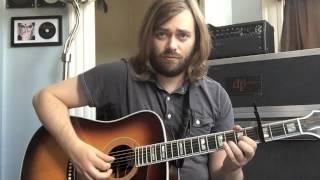 Radiohead - No Surprises Guitar Lesson (Pt. 2/2)