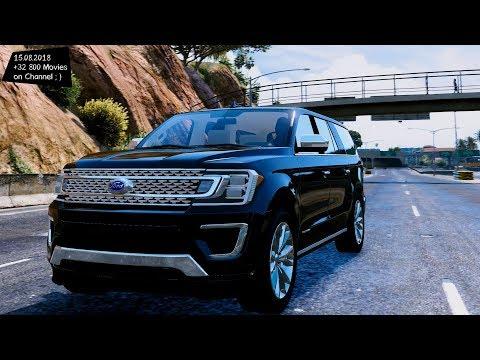 2018 Ford Expedition PLATINUM Civ 1.00 Grand Theft Auto V GTA V 🚗 I go to 40K SUBS ;)