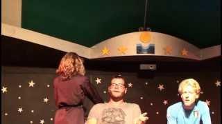 Pappasole 2013 - Cabaret YF Animazione