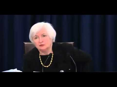 Janet Yellen Speaks after Fed Rate Decision Federal Reserve Interest Rate Decision 9/172015