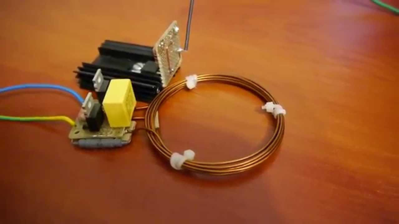 Беспроводная зарядка для телефона своими руками фото 927