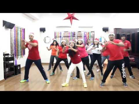 Last Christmas Zumba Fitness Party |Tonique Studio