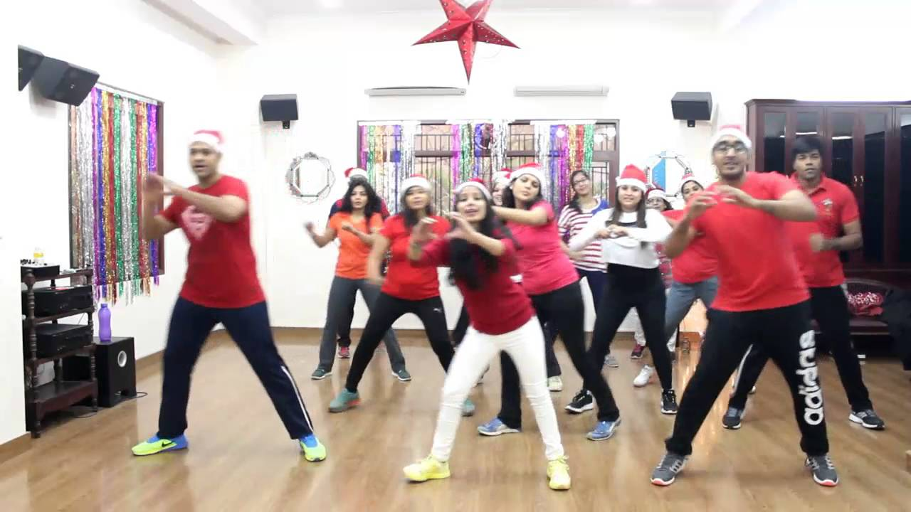 Zumba Christmas Party Images.Last Christmas Zumba Fitness Party Tonique Studio