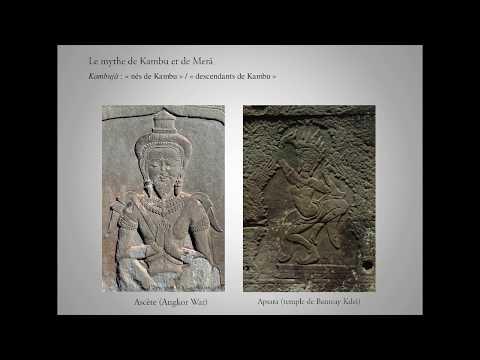 Chloé CHOLLET : « Les graveurs d'Angkor... » (13 oct. 2017)