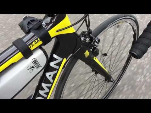 Beginner's Bike Ride in my Boardman Tean Carbon!
