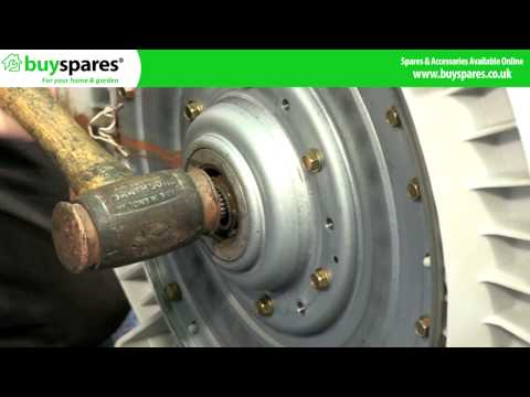 How to Change the Bearings in a Washing Machine