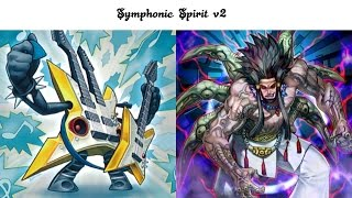 Yugioh! DevPro Replays - Symphonic Spirit v2 - July 2015