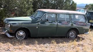 The Volvo Rescue Episode 7 Buying two 1967 Amazon Wagon 122s