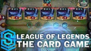 Legends of Runeterra - I'm terrible at card games :) TFT Set 2 Next Week!