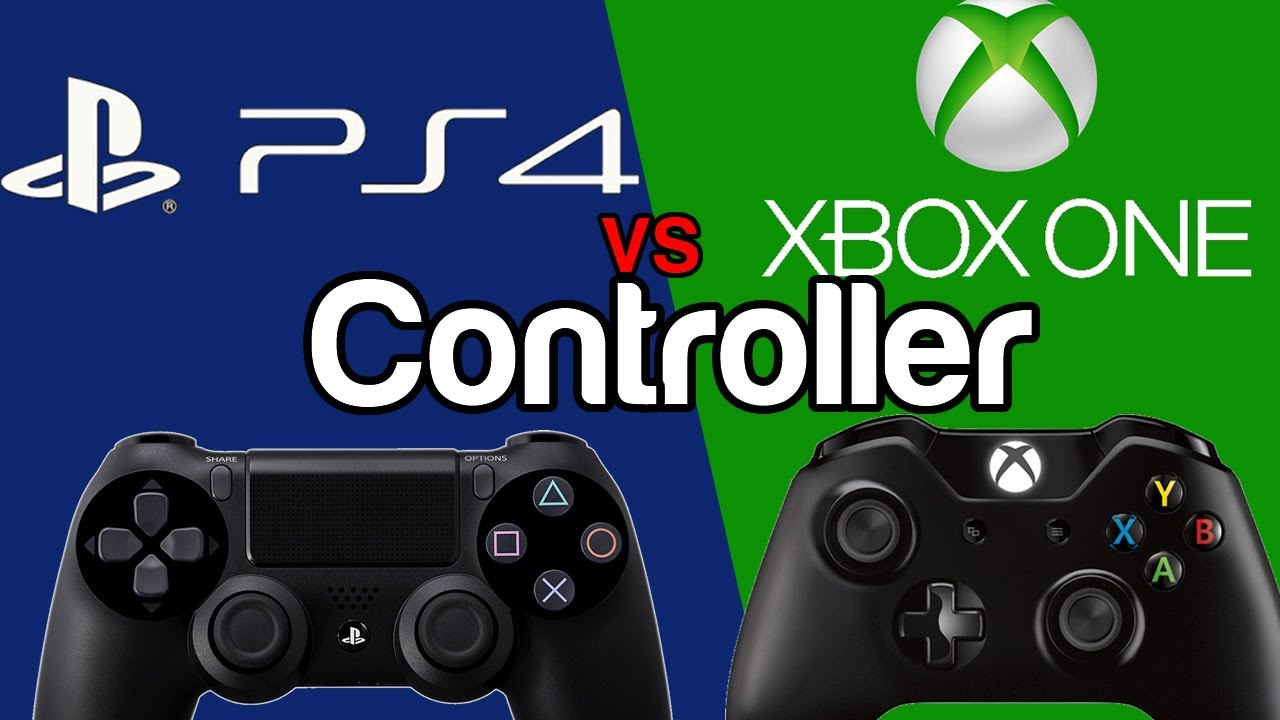 xbox one particular vs . ps4 controller quotation essay