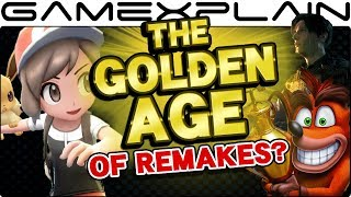 Is This a Golden Age of Gaming Remakes? Looking to the Past to Revitalize a Series - DISCUSSION