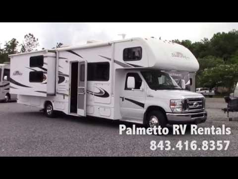 RV Rental Walk Through Sunseeker with a Bunkhouse!