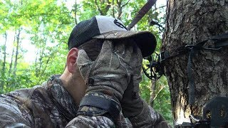 This is Every Deer Hunters WORST NIGHTMARE | 2018 Ohio Bow Opener, Public Land | NeverStopTheHunt