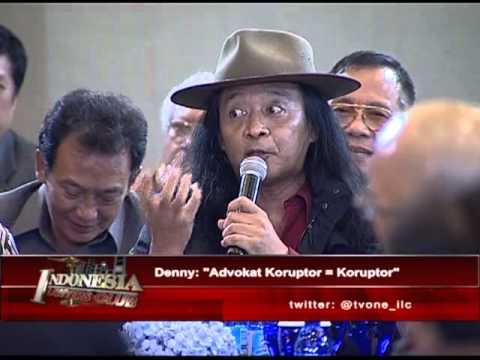 Sujiwo Tejo - tema, Advokat Koruptor = Koruptor (ILC TVOne 28 agust 2012)