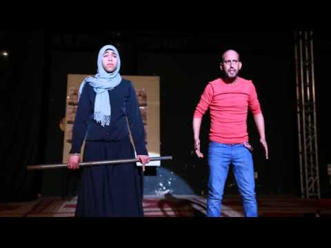 Festival nuits de Rire Oujda 2015-Youssef Hamdi - Partie 1
