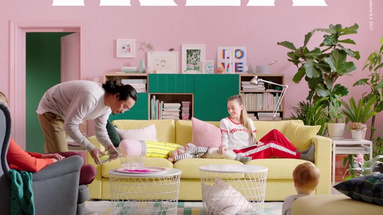Katalog Ikea 2018 Youtube