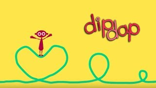 Animation for Kids | Dipdap - Compilation 3 | Funny Cartoons for Kids | Cartoon Movie | HD