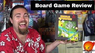 Missile Command - Board Game Review
