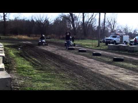 Billy Barrel Race