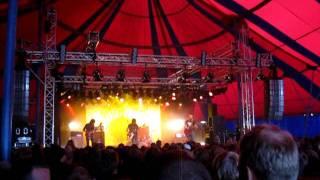 Graveyard / No good Mr Holden live @ Metaltown, Gothenburg June 17th 2011