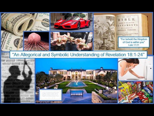 REVELATION 18 - SENSE CONSCIOUSNESS