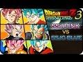 Dragon Ball Z Budokai Tenkaichi 3 Version Latino Black Goku Y Vegeta Ssj Rose Vs Goku Y Vegeta Ssjgs video