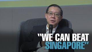 "NEWS: ""Malaysia can be identified with quality"" – Guan Eng"