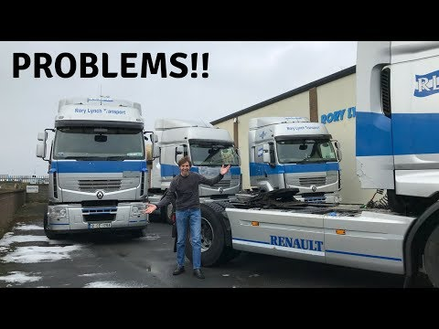 Why Dislike This Truck? Renault Premium - Let's Talk About It! - Stavros969