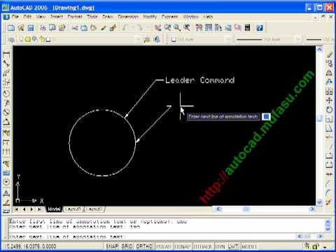 Autocad North Arrow Command - Autocad - Design Pallet Workshop